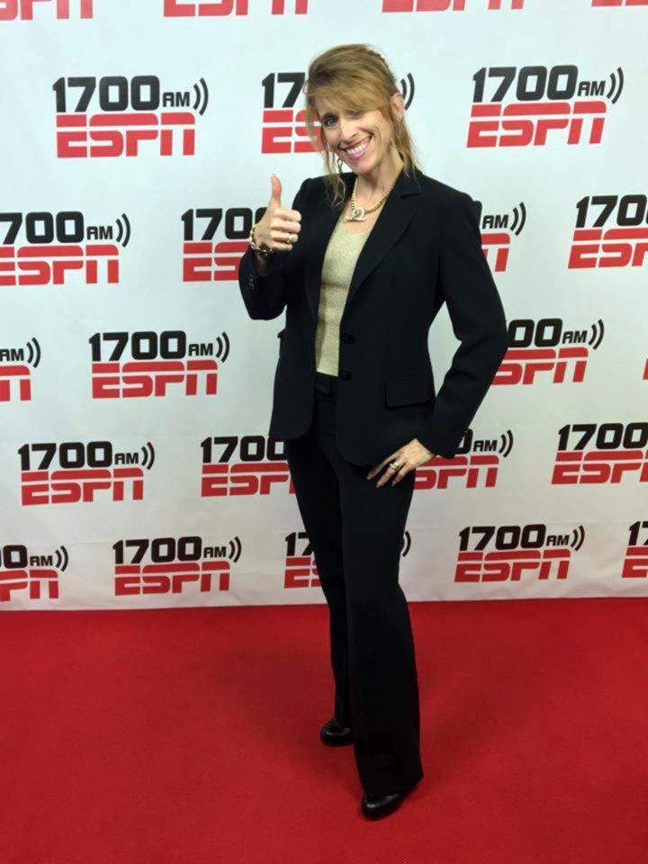 Debbra Sweet on ESPN Radio 6-15-16