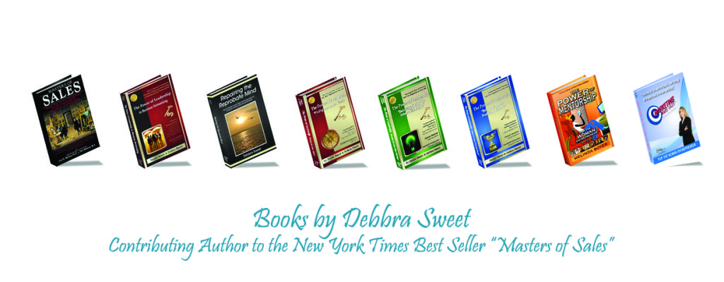 Debbra Sweet books published 2015